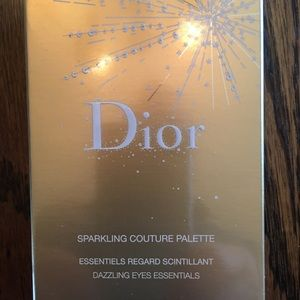 DIOR HOLIDAY SPARKLING COUTURE PALETTE